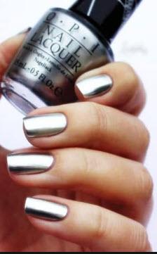 Sơn móng tay Opi tráng bạc