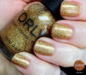 Sơn móng tay Orly ánh kim