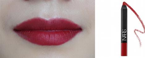 Nars Matte Vetlvet Lip Pencil màu Cruella