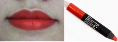 Nars Matte Velvet Lip Pencil màu Iberico