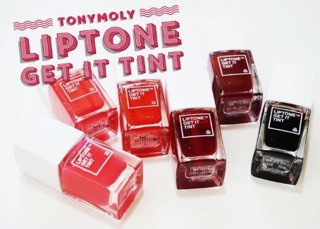 Son Tonymoly Lip Tone Get It Tint