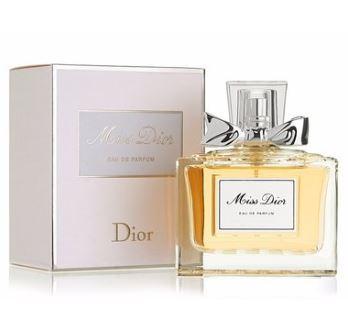 Review nước hoa Miss Dior CherieEau