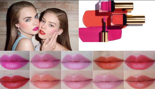 Son Kem YSL Baby Doll Kiss & Blush