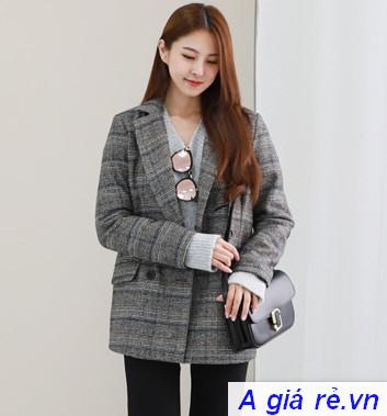 Áo khoác vest nữ