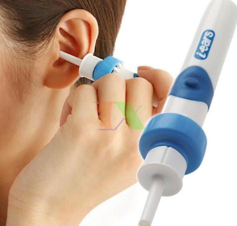 Cách sử dụng máy hút ráy tai