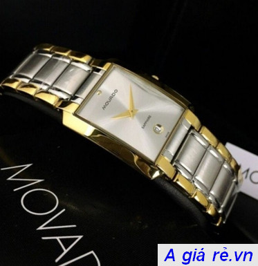Đồng hồ movado mặt vuông