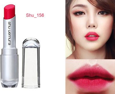 Son Shu RD 156 - Màu đỏ hồng