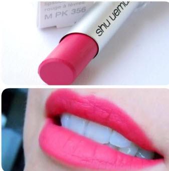 Son Shu 356 – Màu hồng baby
