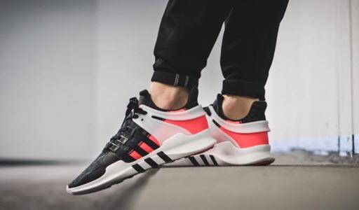 Giày Adidas nữ hồng EQT