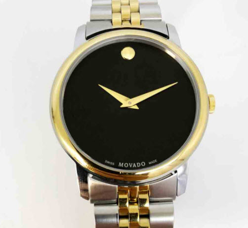 Đồng hồ Movado Swiss Made