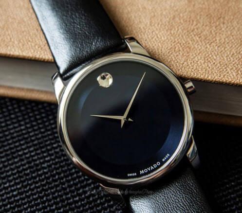 Đồng hồ Swiss Movado Quartz