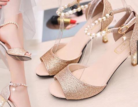 giày cao gót juno đẹp, giá rẻ