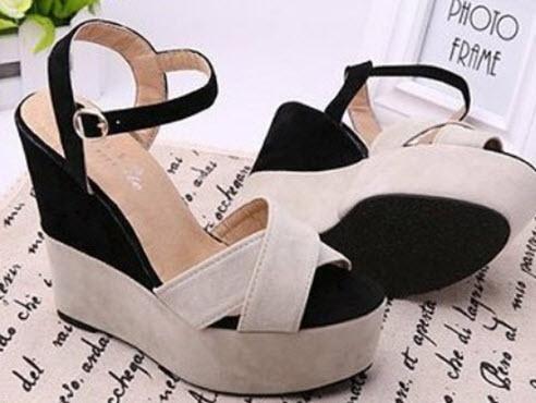 giày cao gót dễ thương