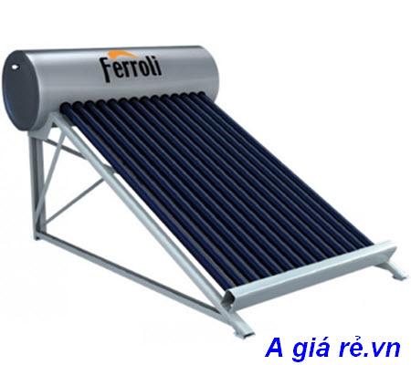 máy nước nóng năng lượng mặt trời Ferroli