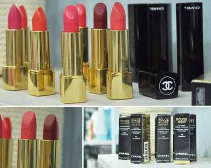 Son Chanel Rouge Allure Velvet
