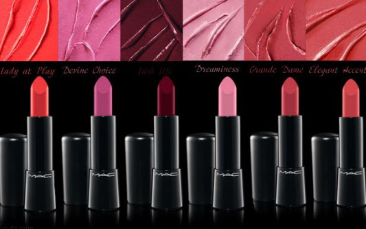 Son Mac Mineralize Rich Lipstick