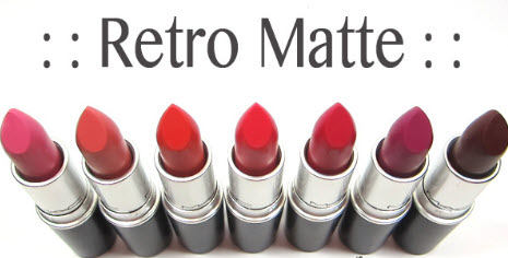 Son Mac Retro Matte