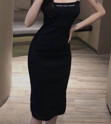 Đầm Body dài qua gối