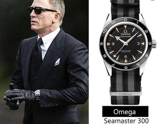 Đồng hồ Omega Seamaster cổ chính hãng