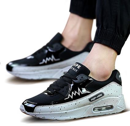 Giày thể thao nam tăng chiều cao