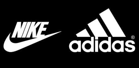 Giày thể thao Nike Adidas