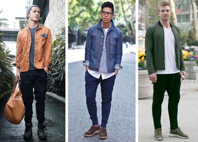 Quần Jeans Jogger