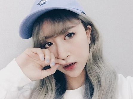 Mũ lưỡi trai Hàn Quốc đẹp