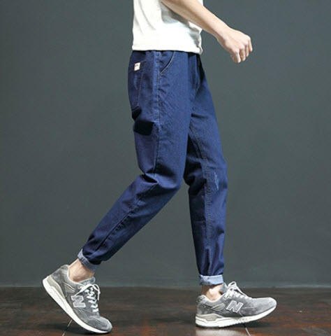 Quần Baggy Jeans nam đẹp