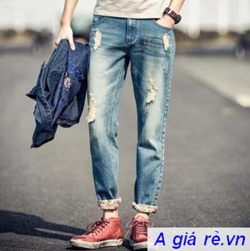 Diện quần jean thế nào cho nam thì đẹp