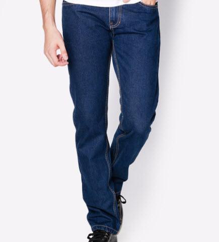 Quần Jeans ống suông đẹp