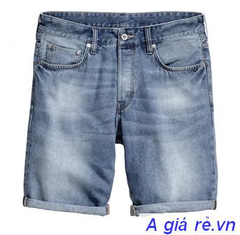 Quần short Jeans nam giá rẻ