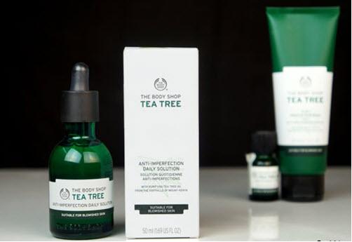 serum trị mụn tea tree có tốt không