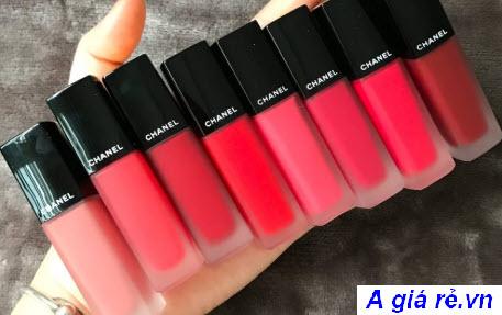 Son kem Chanel -Chanel Rouge Allure Ink