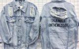 Áo khoác Jeans đẹp mẫu mới