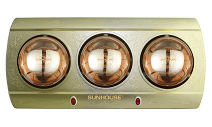 đèn sưởi nhà tắm Sunhouse