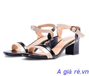 Giày Bitis cao gót chính hãng