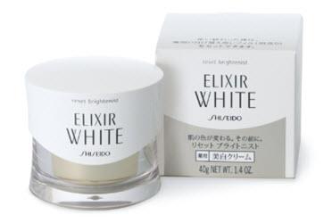 kem dưỡng trắng da nhật bản shiseido