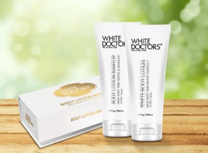 kem dưỡng trắng da white doctor giá bao nhiêu