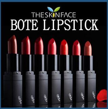Son The Skin Face Bote Lipstick màu nào đẹp