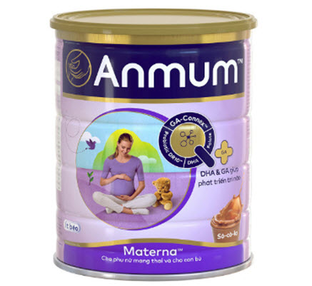Sữa bầu Anmum có tốt không