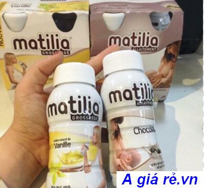 Sữa bầu Matilia