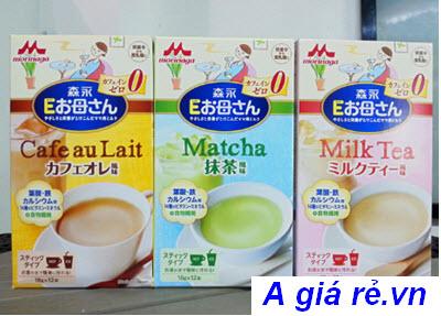 Sữa bầu Morinaga