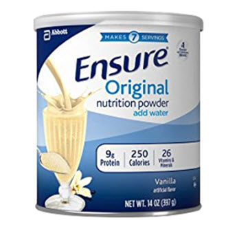 Giá sữa Ensure Mỹ 850g