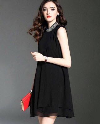 Top 10 Mẫu Đầm Suông Đẹp, Dễ Thương Chắc Chắn Bạn Sẽ Thích