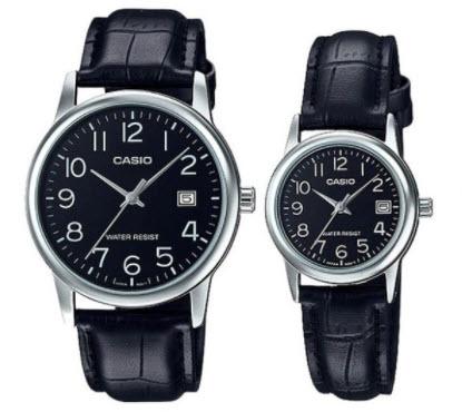 Đồng hồ cặp Casio