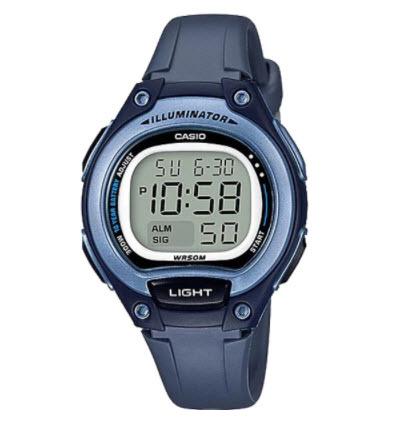 Đồng hồ Casio dây nhựa