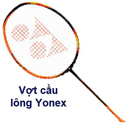 Vợt cầu lông xịn Yonex