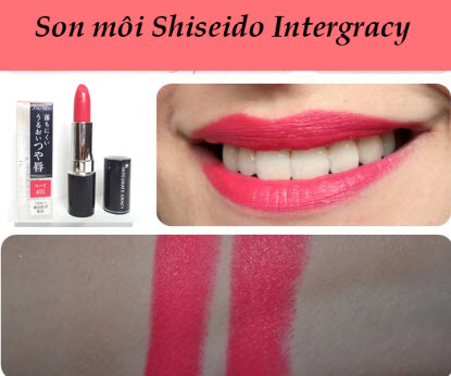 Son Shiseido Integrate Gracy