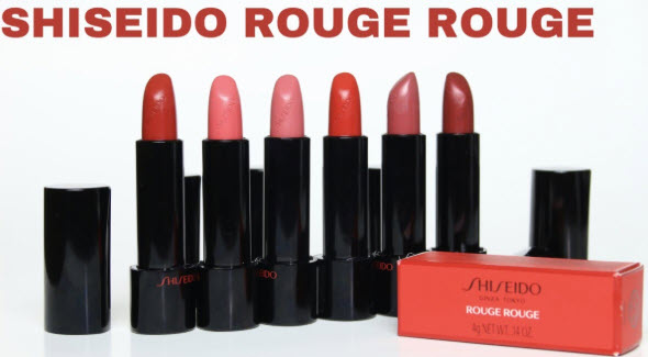 Son Shiseido Rouge Rouge