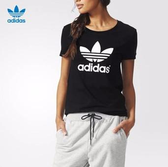 Áo thun Adidas nữ chính hãng